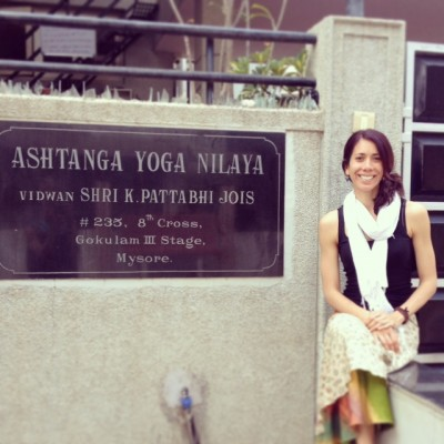 Rdvyoga- Kpyaji - Ashtanga Yoga Institute - Mysore.